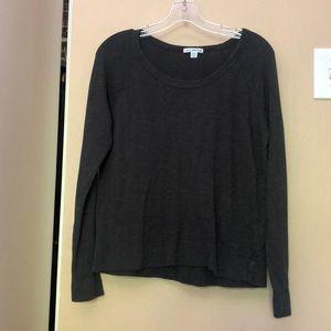 James Perse raglan sleeve pullover